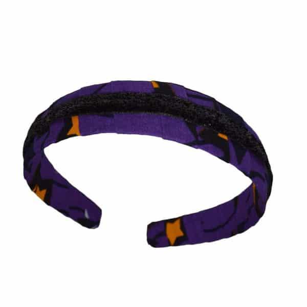 Purple star Alice Hairband