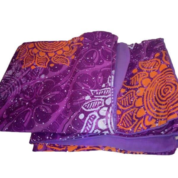 RM Ankara African Print Pillow case