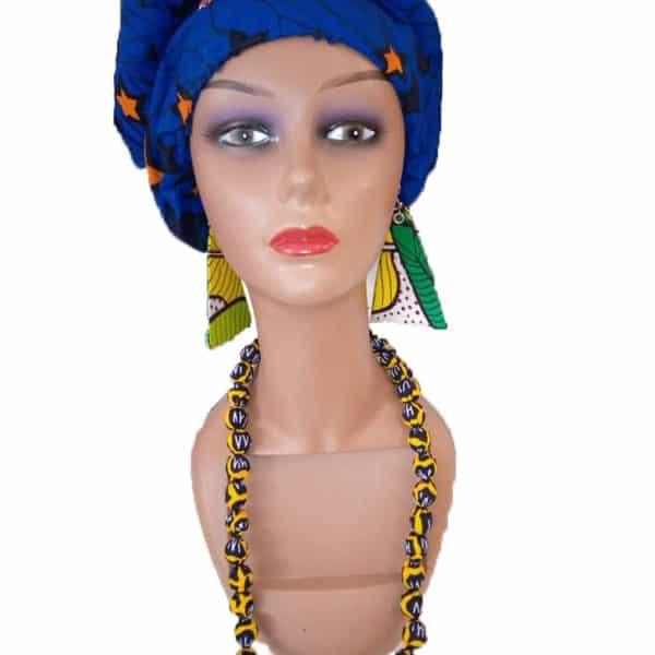 Ankara head wrap