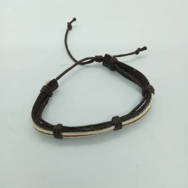 string Leather bracelets