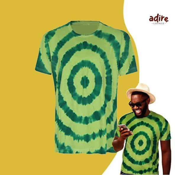 Adire lounge T-shirt